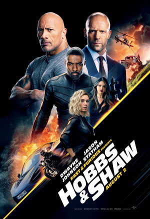 فيلم fast and furious hobbs and shaw 2019 مترجم