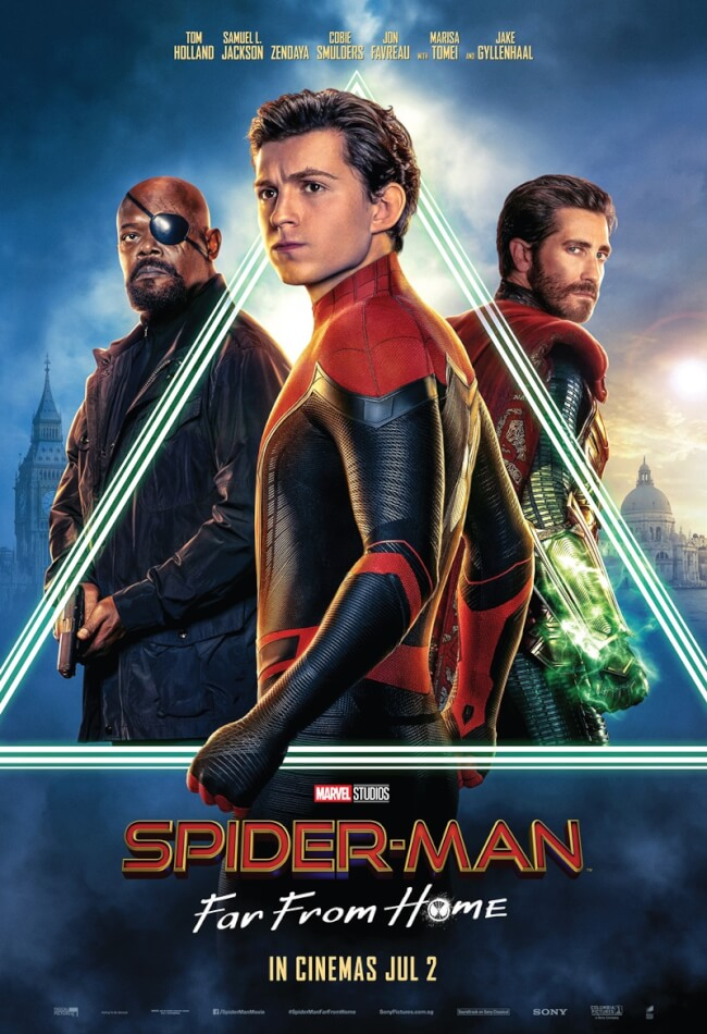 فيلم Spider-Man Far from Home 2019 مترجم - etfaragonline اتفرج اونلاين